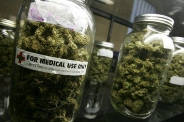 An alternative to medical marijuana for pain?