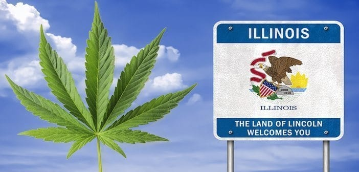 Illinois Governor Working With Police On Marijuana Bill