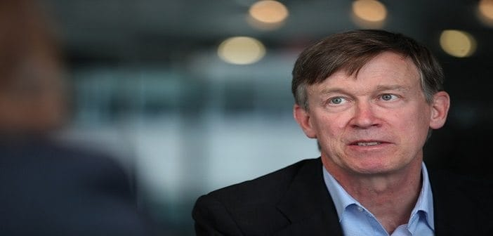 Jeff Sessions Wise To Hear Out Hickenlooper On Marijuana