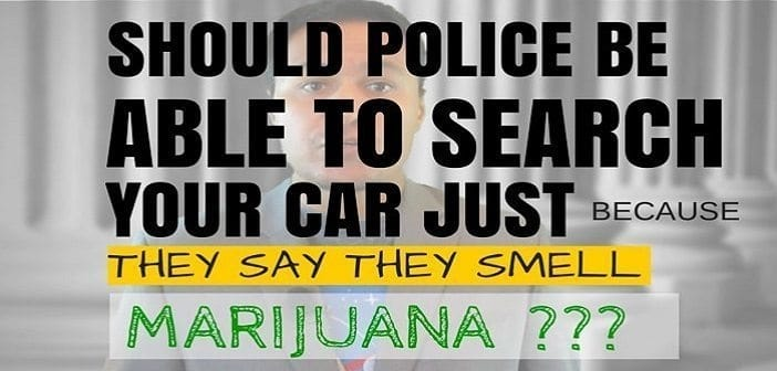 Colorado Court Rules Smell of Marijuana Isn't Enough to Search a Car