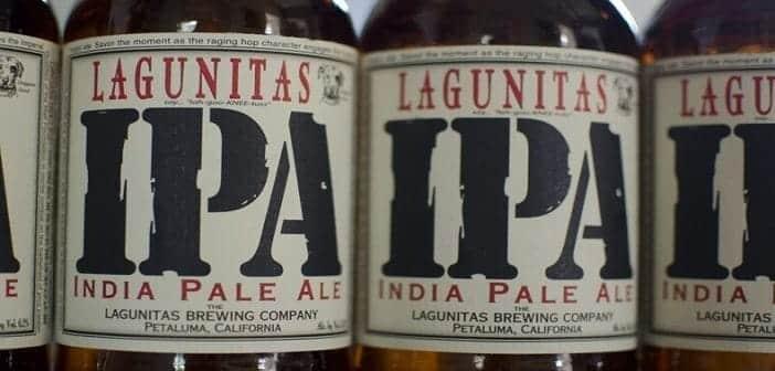 Lagunitas Unveils an IPA Made With Cannabis