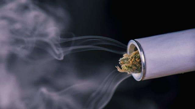 Combustible Marijuana Use and Legalization