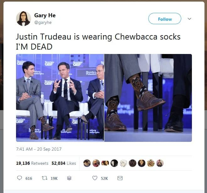 chewbacca-socks-canadian-pm