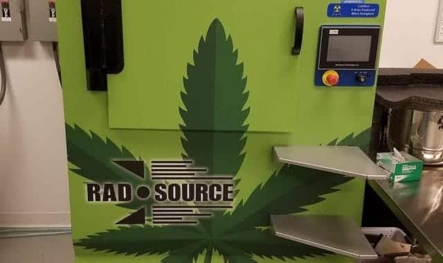 RS 420 Unit Helps Safeguard Your Marijuana Grow
