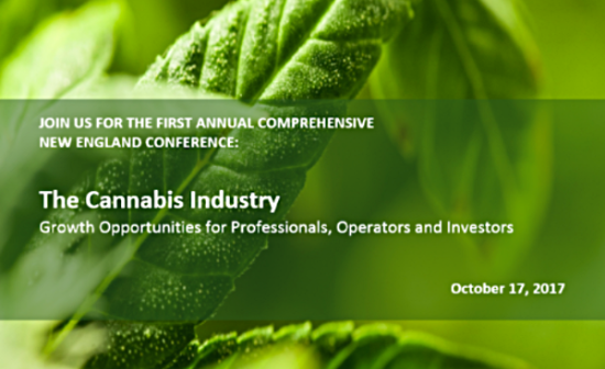 Viridian Capital Advisors: The First Annual Comprehensive New England Conference – The Cannabis Industry Recreational Weed States and Medical Marijuana Covered. Cannabis News on Recreational Marijuana