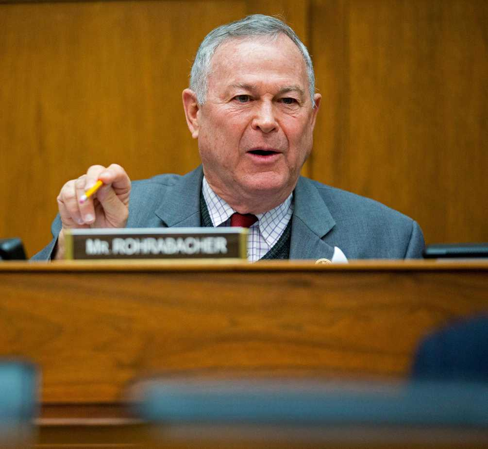 Dana Rohrabacher Opinion: Have Bipartisan Support of Medical Marijuana to Save Lives. Look to states that have legalized recreational cannabis to save lives.