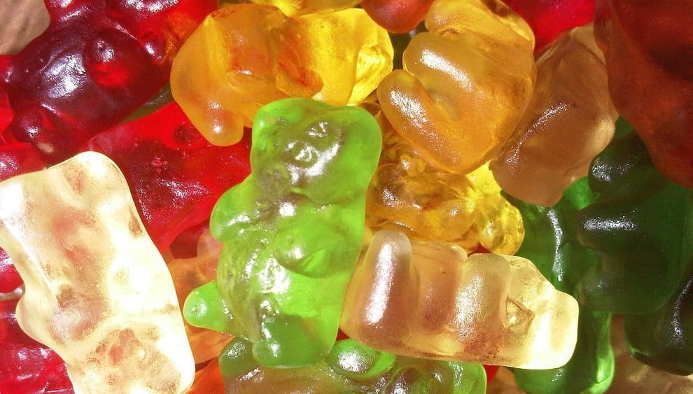 Marijuana Gummy Bears Banned in Colorado, a recreational weed state to protect children from mistaking the gummy bears as traditional candy.