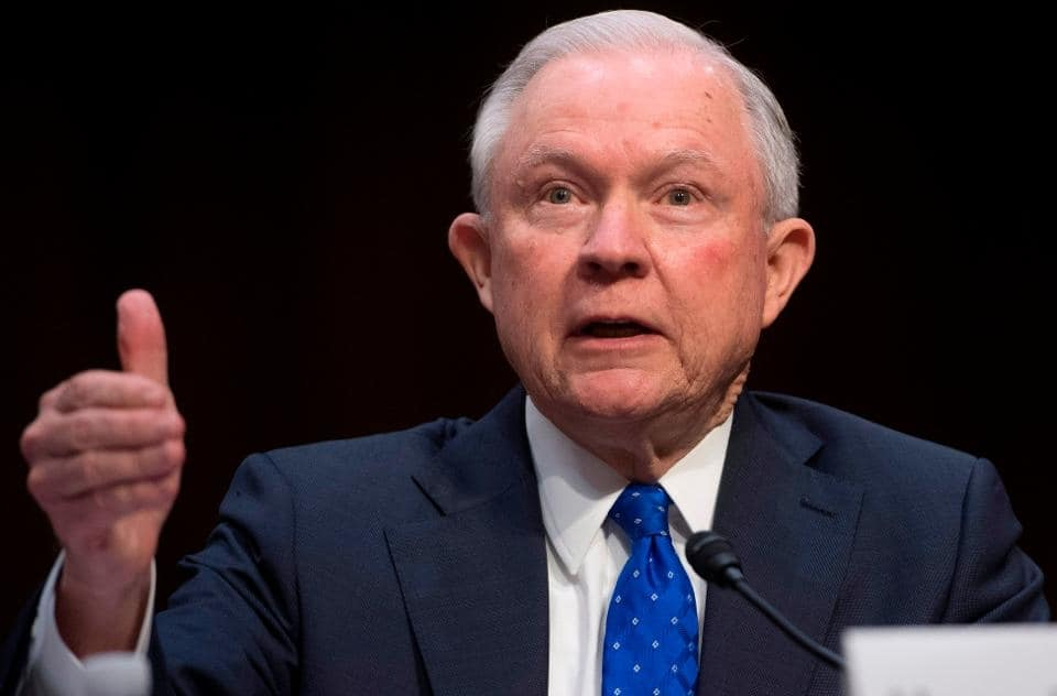 Jeff Sessions is Doing His Best to Make a State Legal Marijuana Investigation Suspenseful
