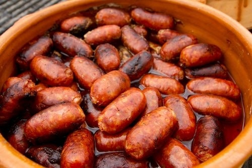Weed Recipes: Lil Smokies Sausages