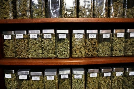 Weed Sales Spreading To CA, MA & ME