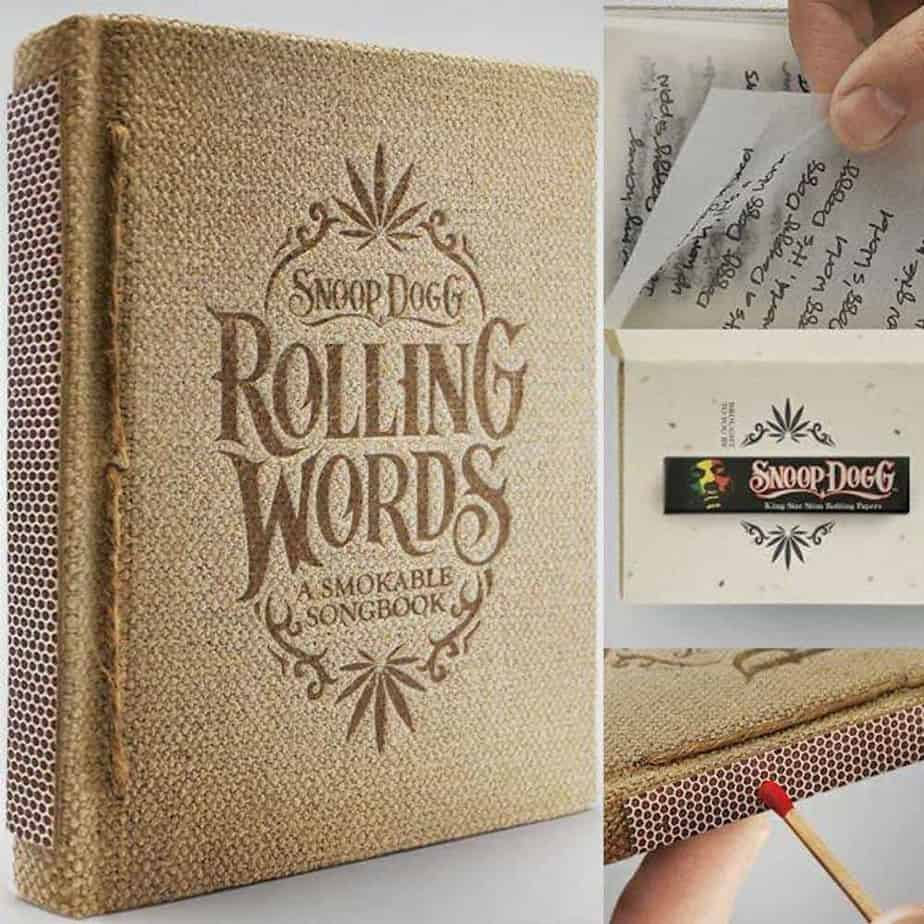 Smokable Song Book Released By Snoop