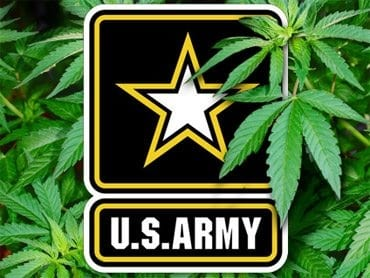 Army Recruitment Standards Relaxing On Pot Use
