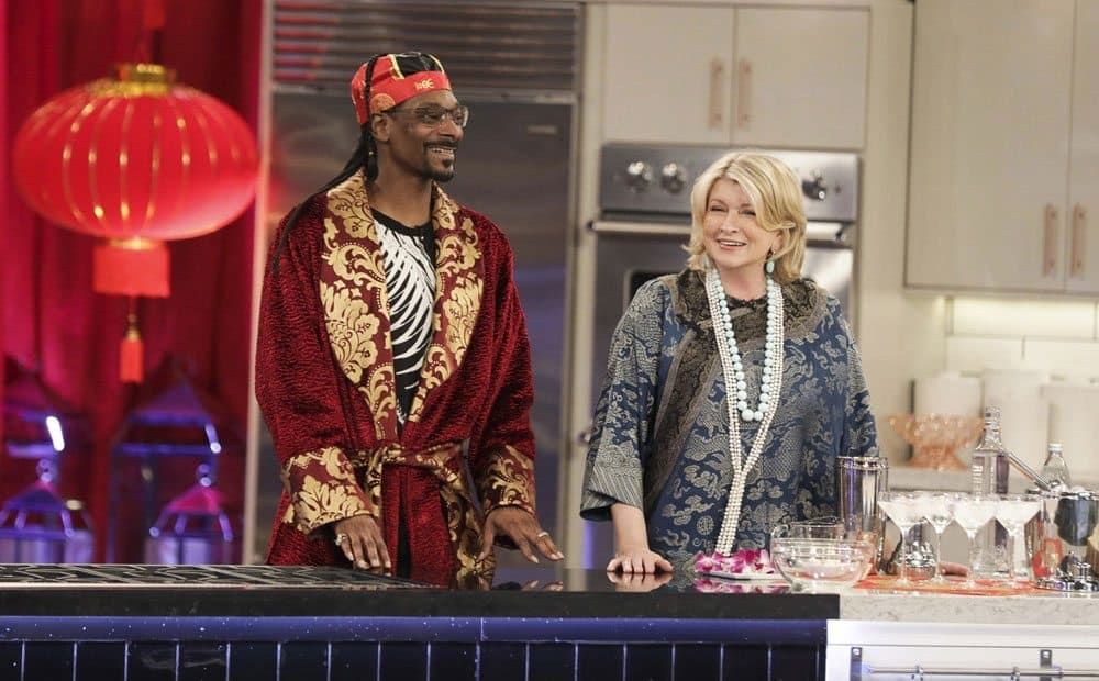 Martha Stewart On Weed And Working With Snoop