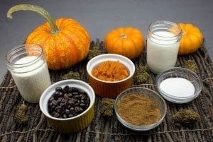 Weed Recipes: Marijuana Pumpkin Spice Latte