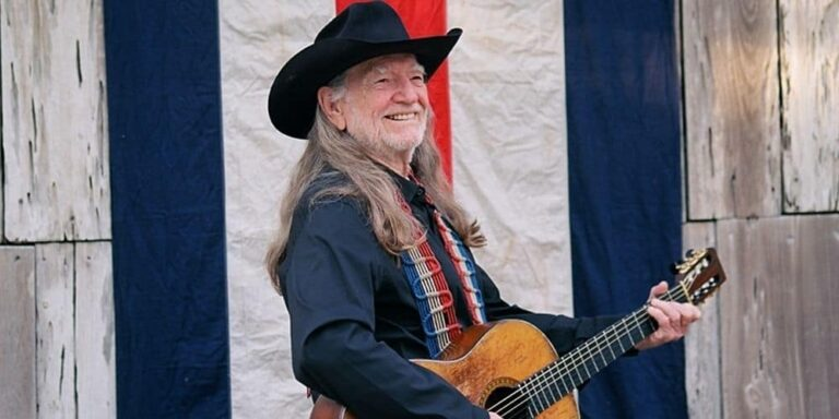 Willie Nelson Talks Music, Tours And Weed