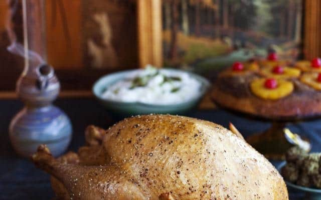 Weed Recipes: Stoner's Thanksgiving