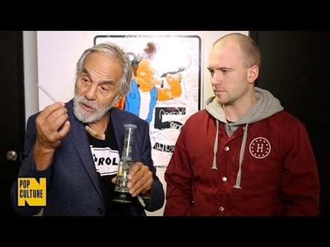 Tommy Chong: How To Roll A Perfect Joint
