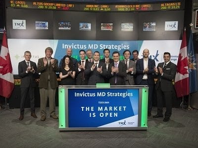 A Closer Look At One of the Smaller Cannabis Stocks: INVICTUS MD STRATEGIES CORP.