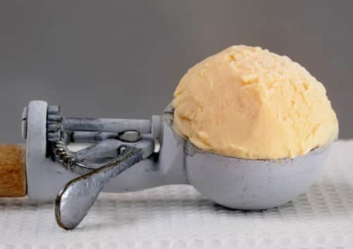Marijuana Recipes: Infused Peach Ice Cream!