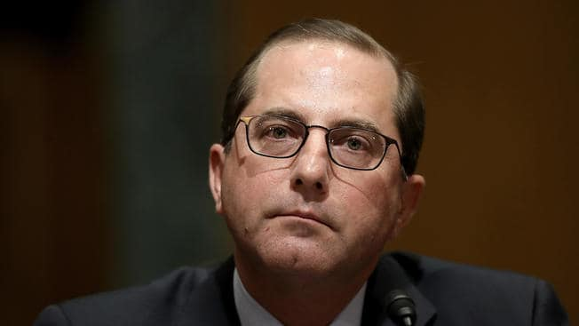 No Such Thing as Medical Marijuana According to Health Secretary Alex Azar