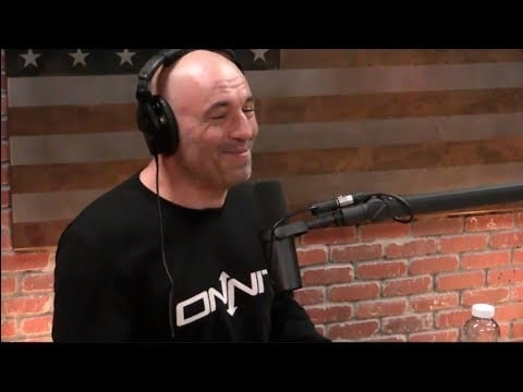 Joe Rogan Talks Marijuana Paranoia