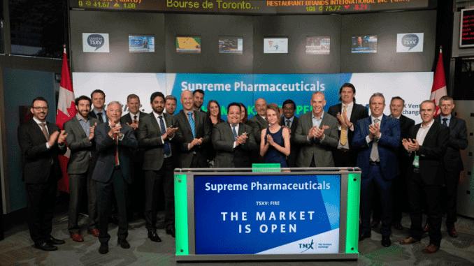 The Supreme Cannabis Company, stock options, marijuana stocks, weed news