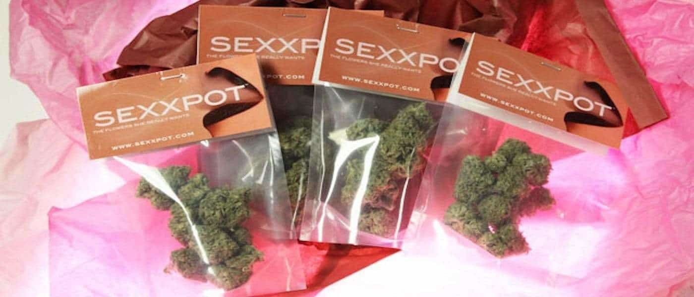 Meet Sexxpot The Cannabis Aphrodisiac, weed news, marijuana legalization