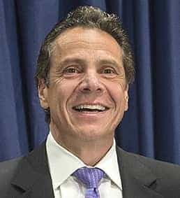 New York Governor Andrew Cuomo, Health Department Backs Adult-Use Market, cannabis news