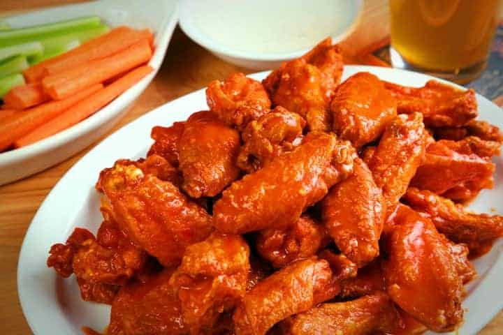 Marijuana Recipes: Sky High Buffalo Wings