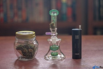 Vaping Cannabis Gets You A Lot Higher Than Smoking, weed smoking, cannabis smoking, marijuana smoking, pot smoking