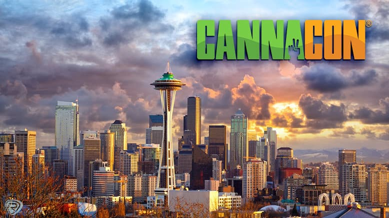 CannaCon Seattle Is Back January 31st - February 2nd, Get 30% Off, trending marijuana news