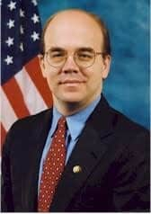 Rep. Jim McGovern helps push the safe banking act to vote on the floor of the house of representatives
