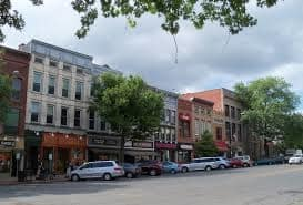 Northampton Massachusetts will continue to be a destination for Connecticut marijuana consumers after their state failed to legalize weed.