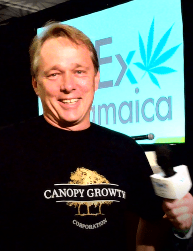 Bruce Linton steps down as the CEO of Canopy Growth Corporation after terrible earnings report.
