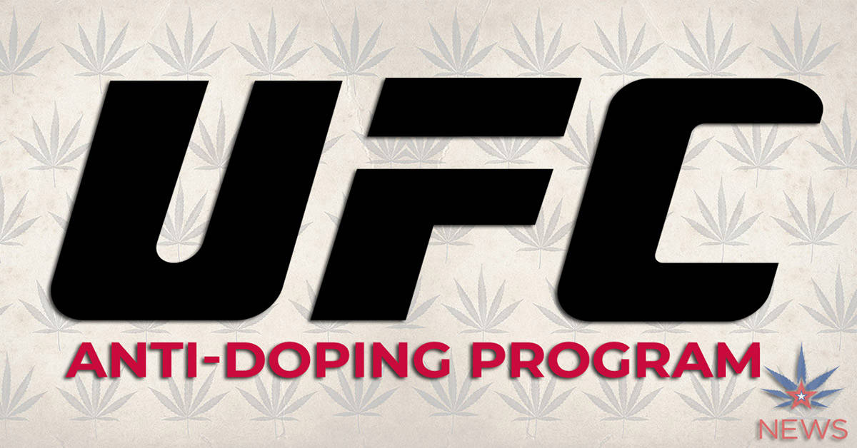 UFC Anti Doping Policy