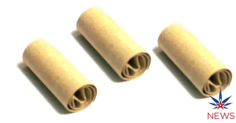 Marijijuana joint filter tips