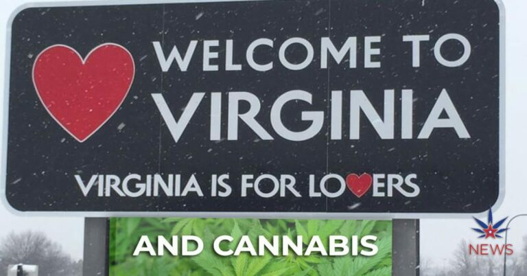 Virginia is for Lovers Sign