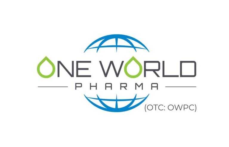 One World Pharma Logo